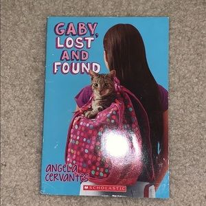 Gaby Lost and Found Book by Angela Cervantes